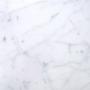 Мраморный пол Bianco Carrara