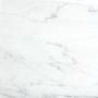 Мраморный пол Bianco Statuario Extra